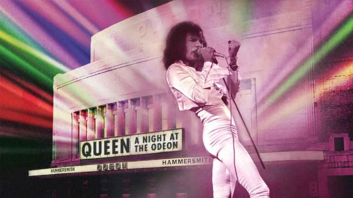 Queen promo courtesy Hollywood Records