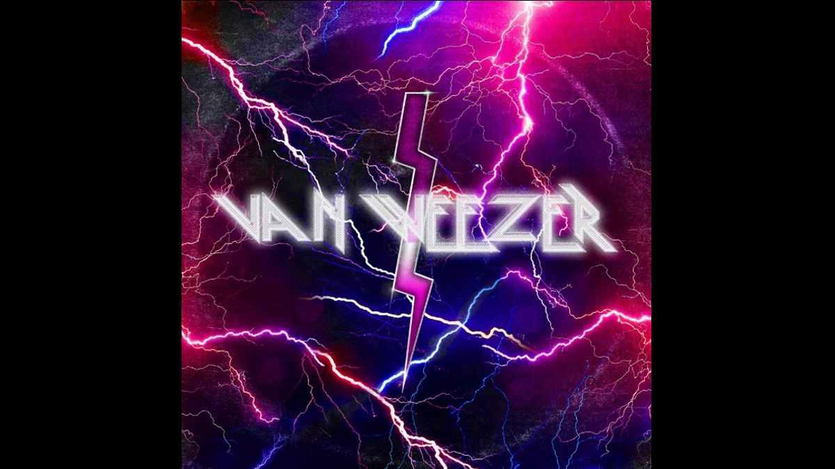 Weezer album cover art