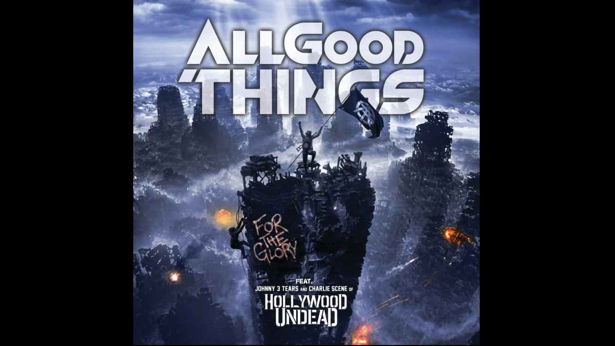 All Good Things single art