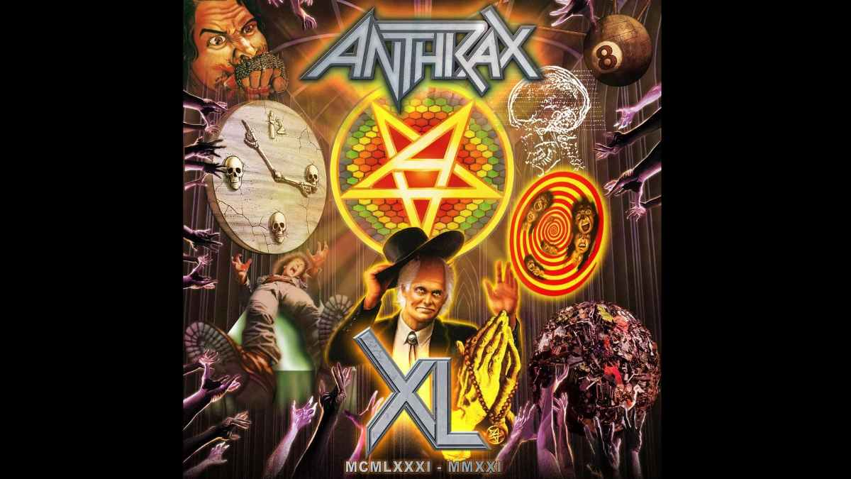 Anthrax promo photo
