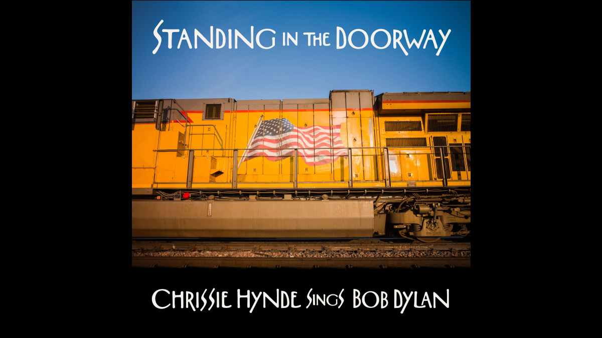 Chrissie Hynde cover art