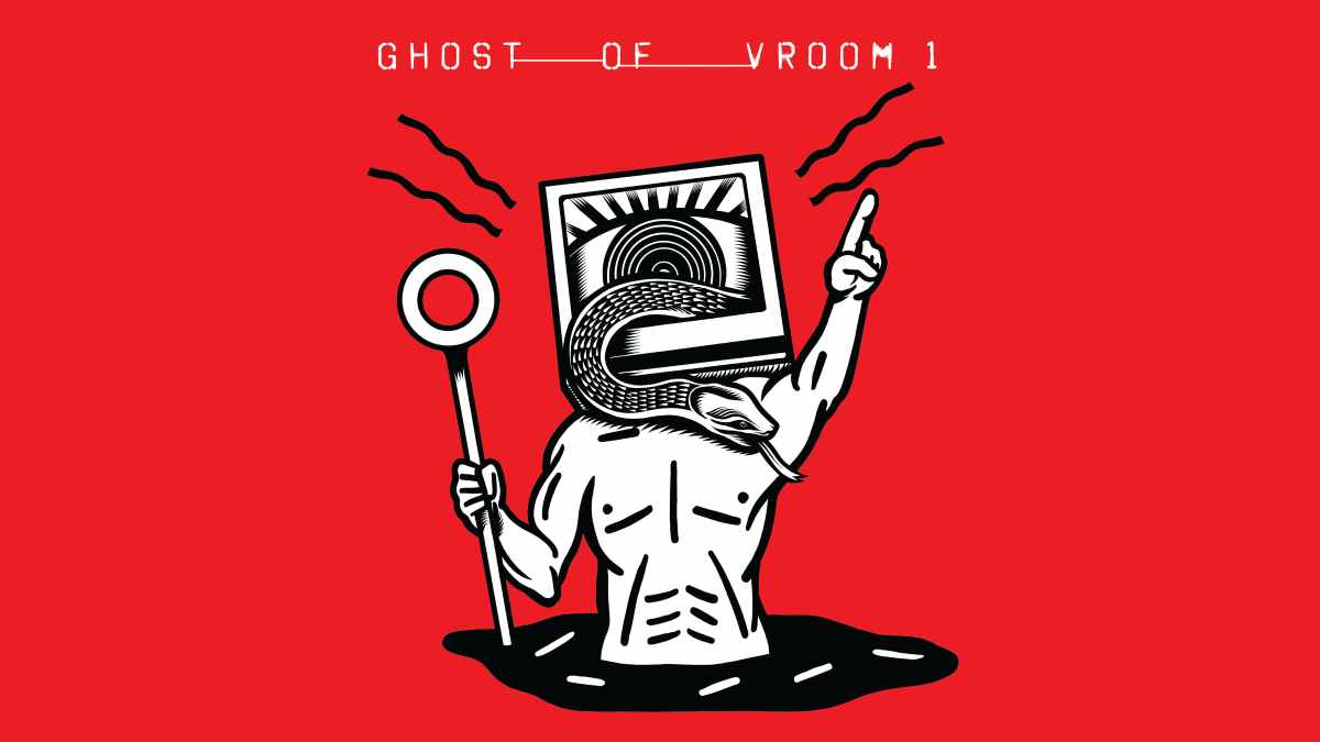 Ghost Of Vroom cover art