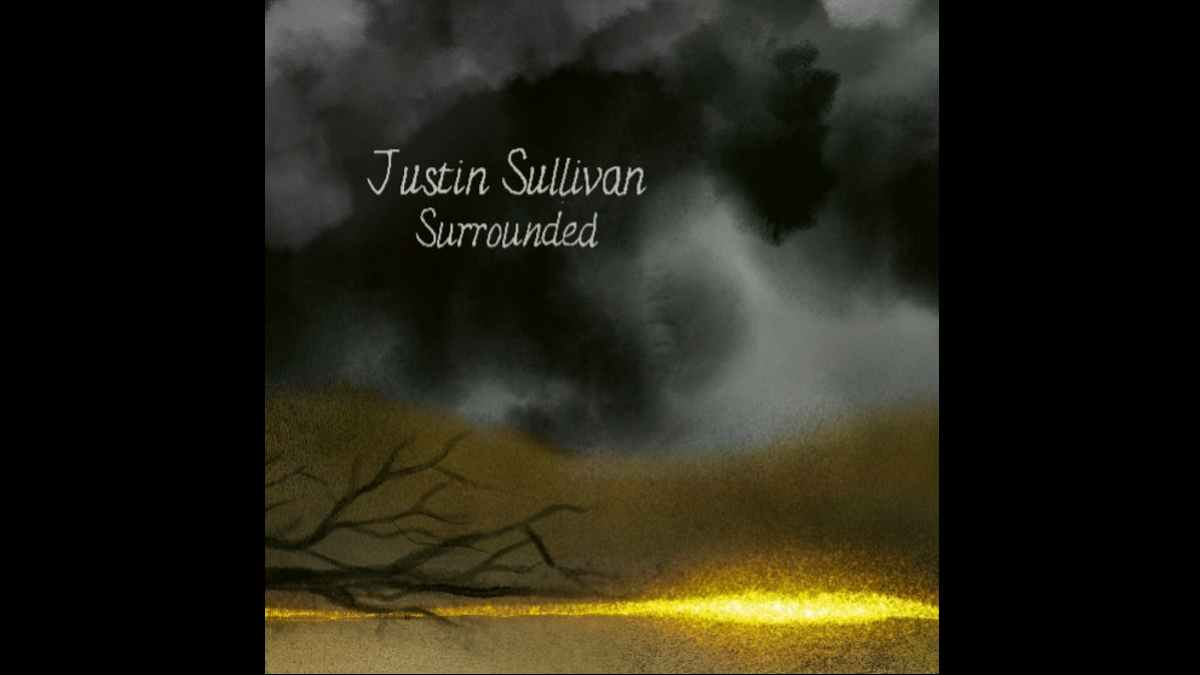 Justin Sullivan cover art
