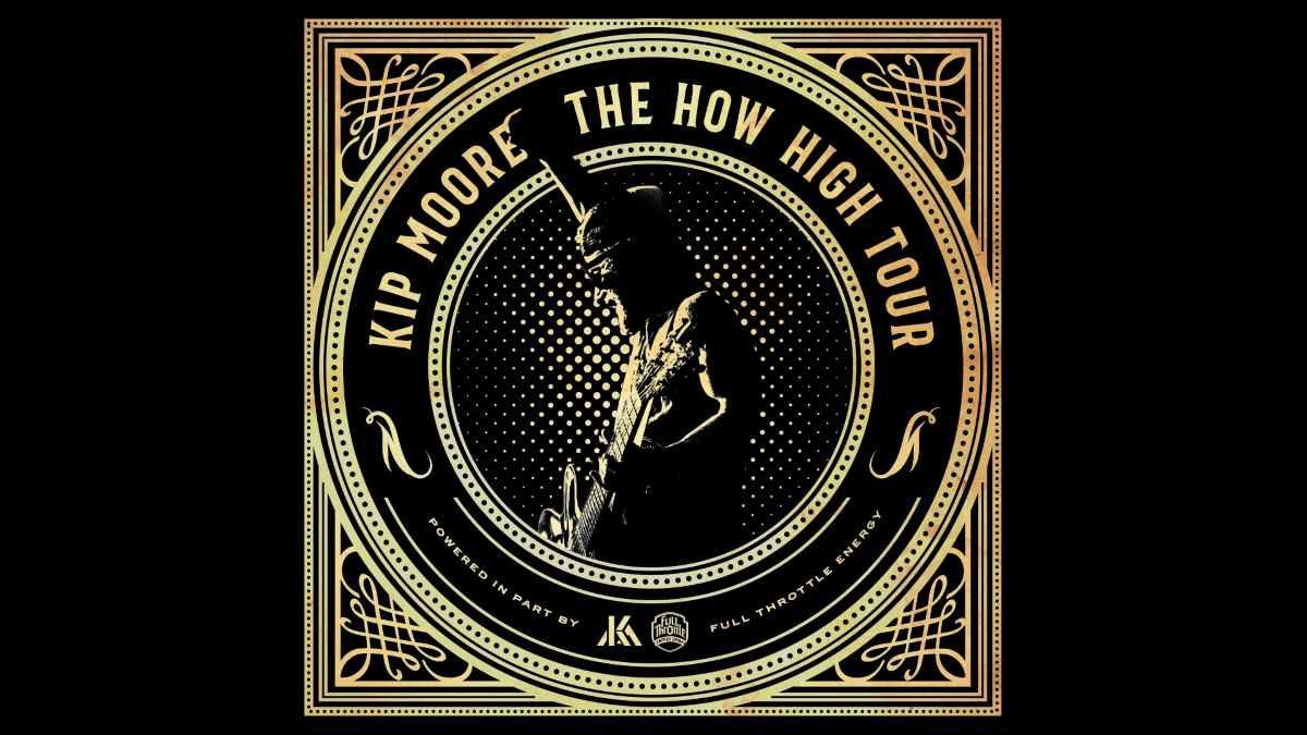 Kip Moore tour poster