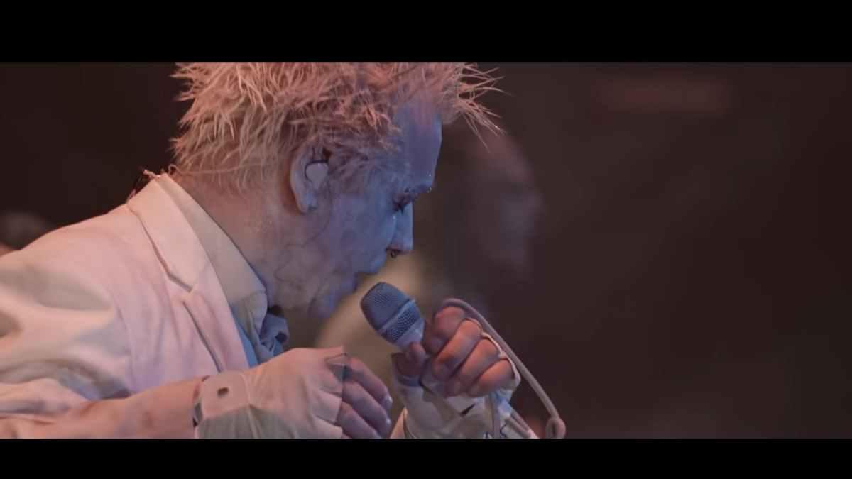 Lindemann video still