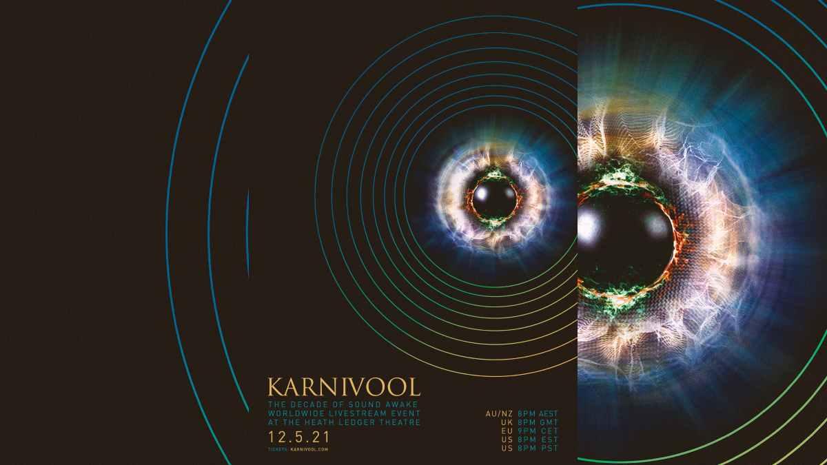 Karnivool event poster