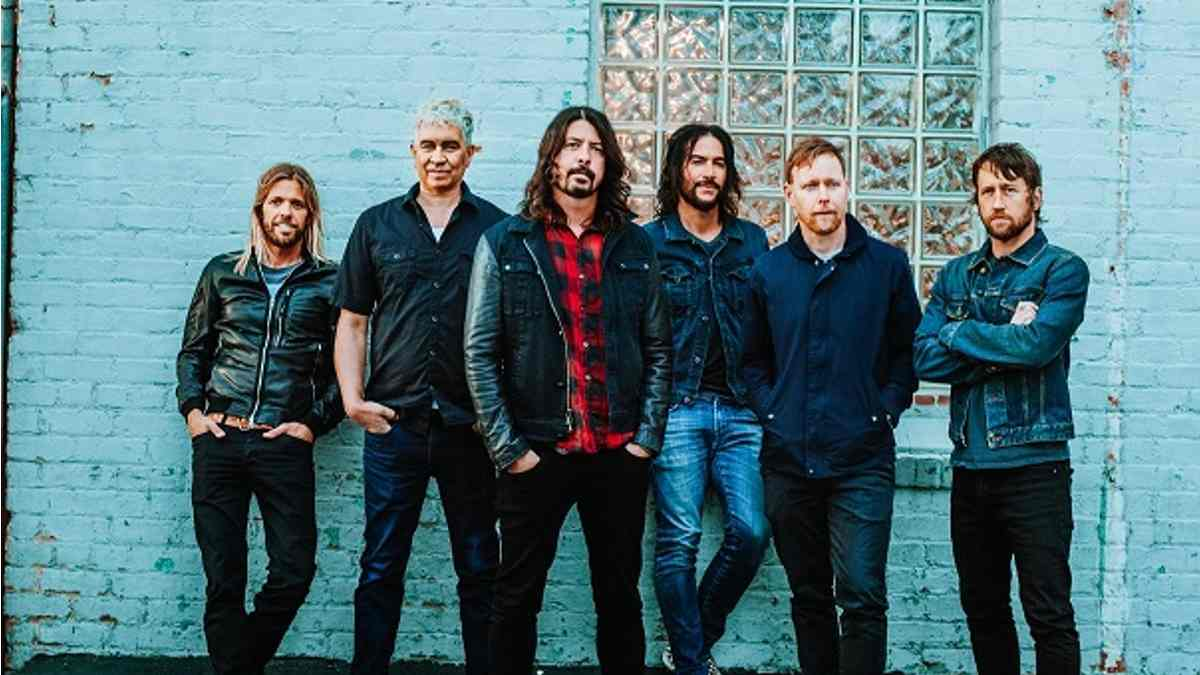 Foo Fighters Photo courtesy Prime PR Group
