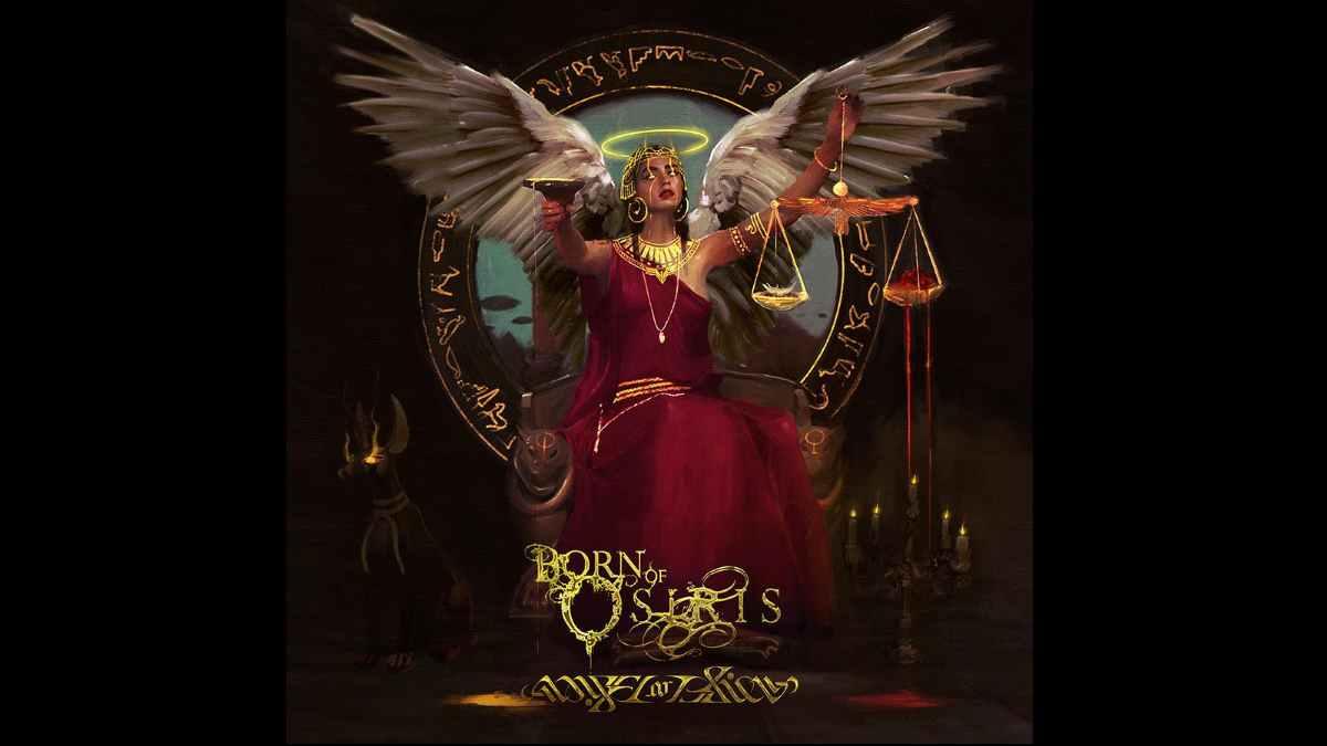 Born of Osiris cover art