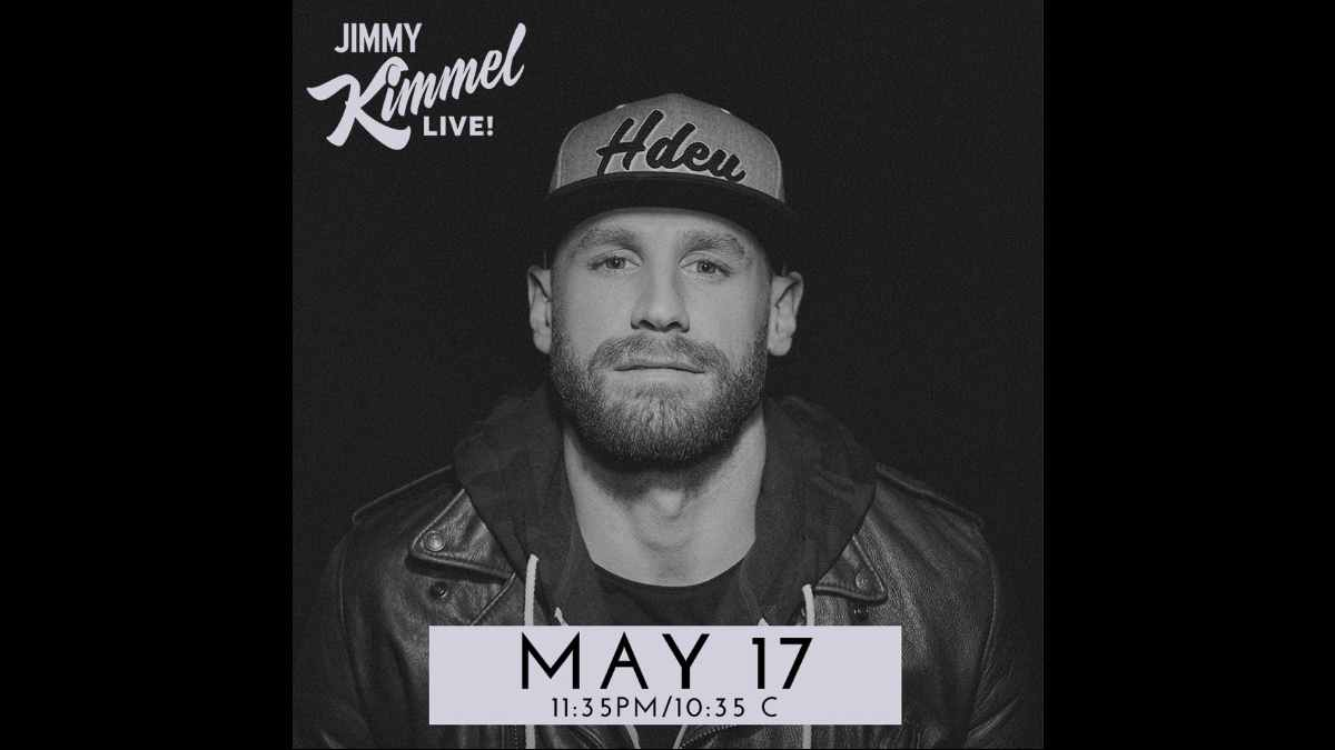 Chase Rice show promo