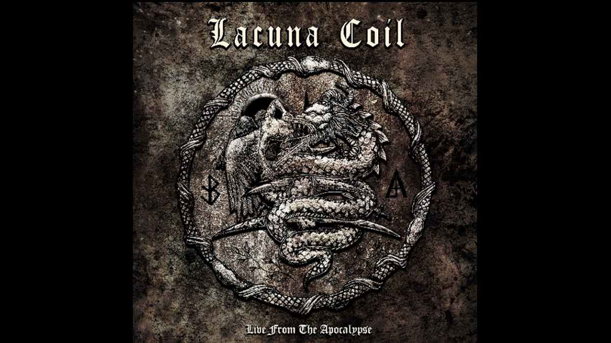 Lacuna Coil cover art