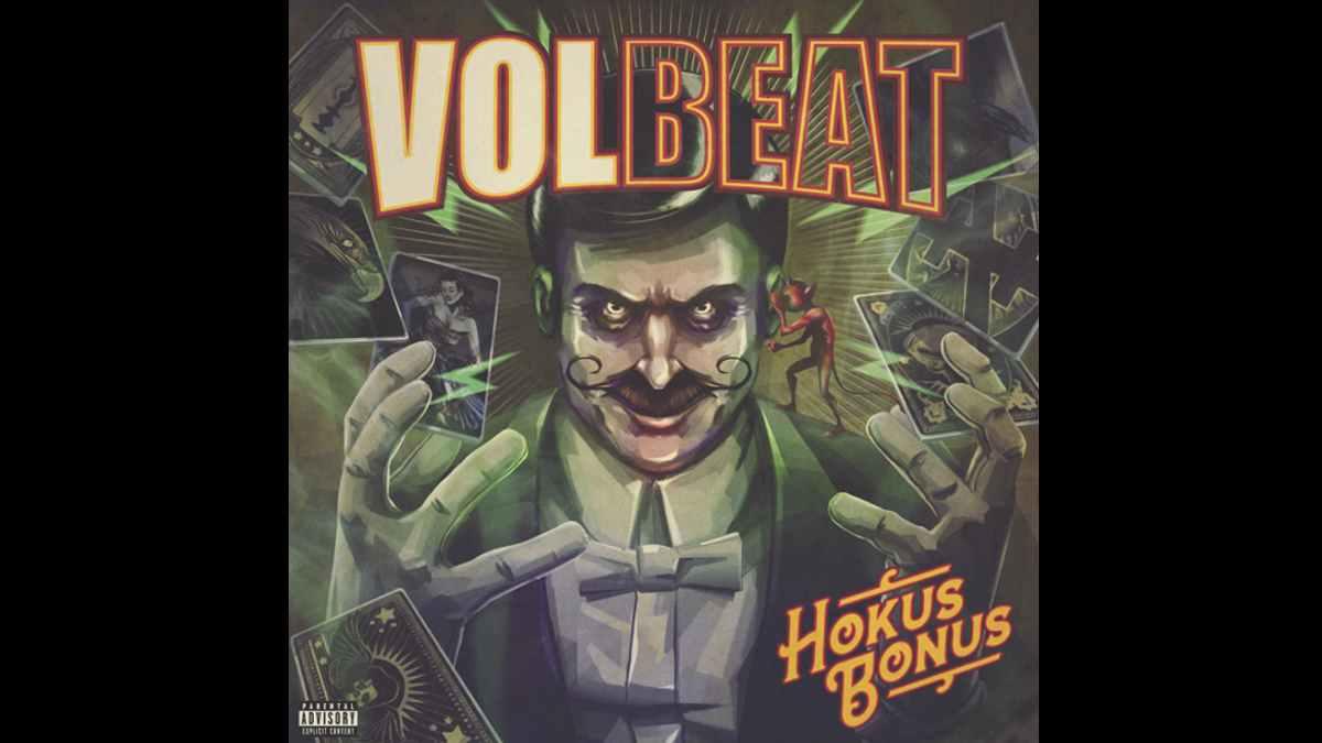 Volbeat cover art