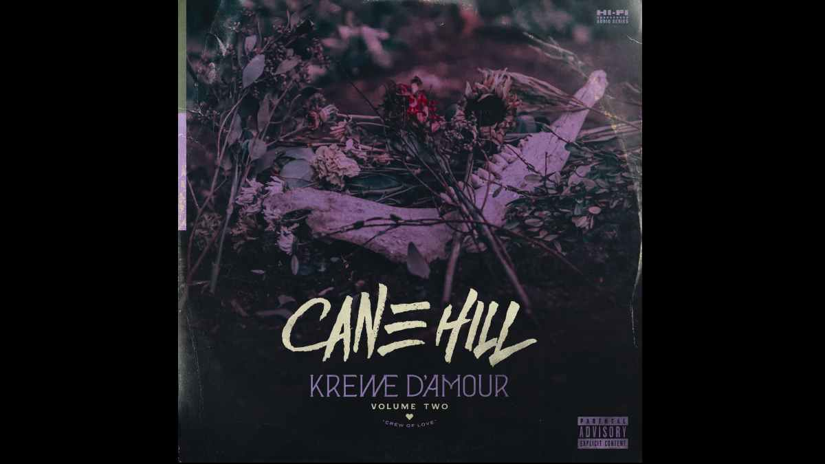 Cane Hill EP cover art