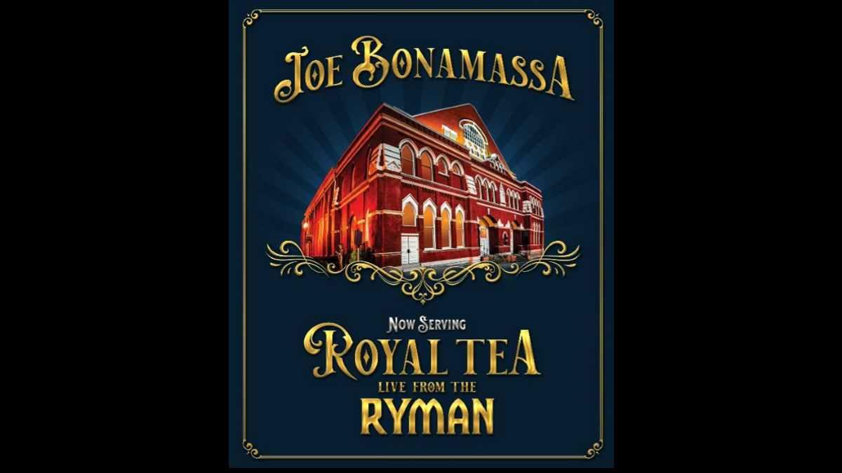 Joe Bonamassa cover art