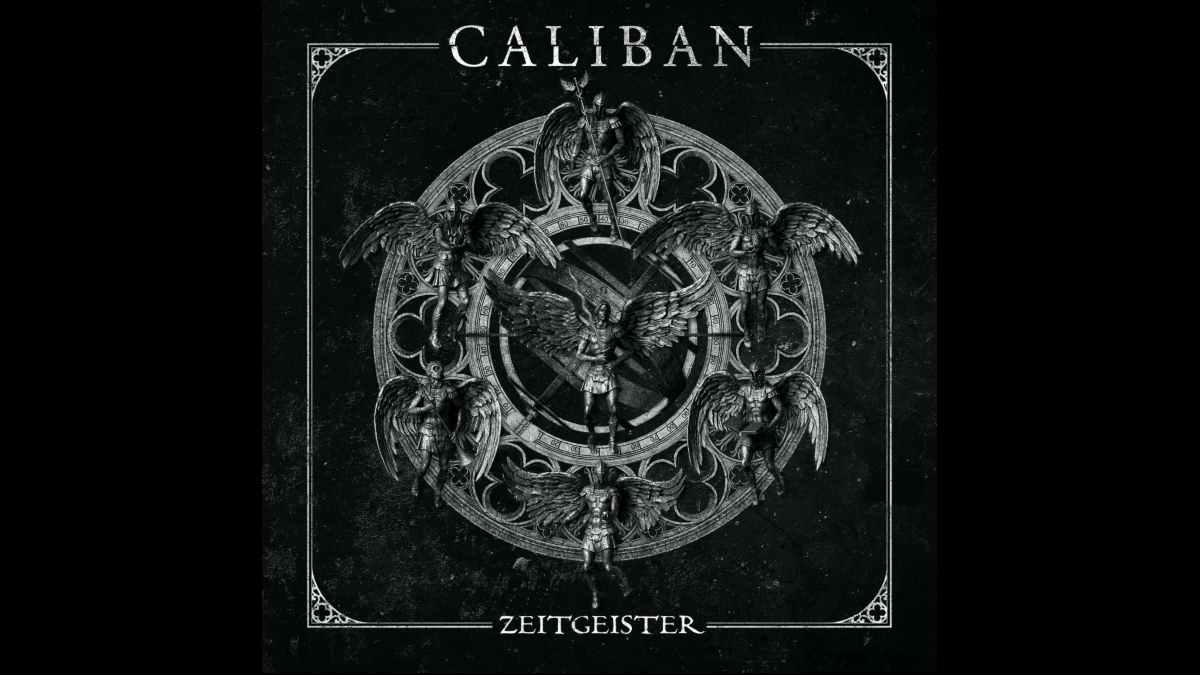 Caliban cover art