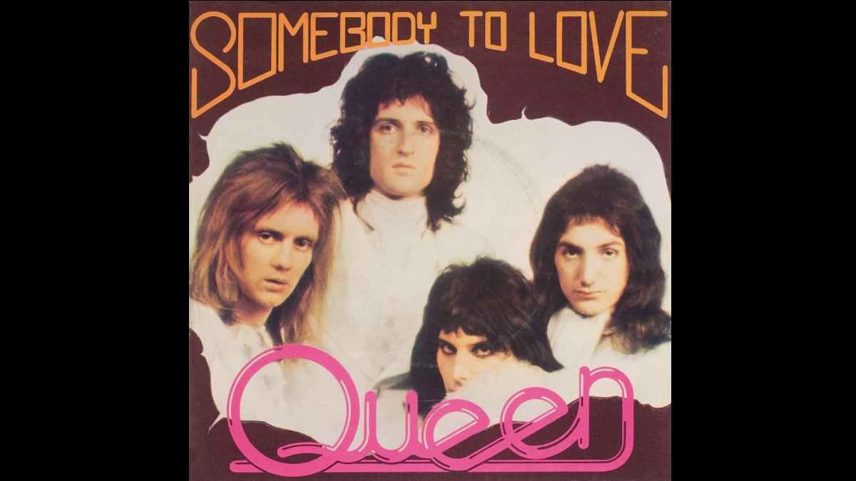 Queen single art
