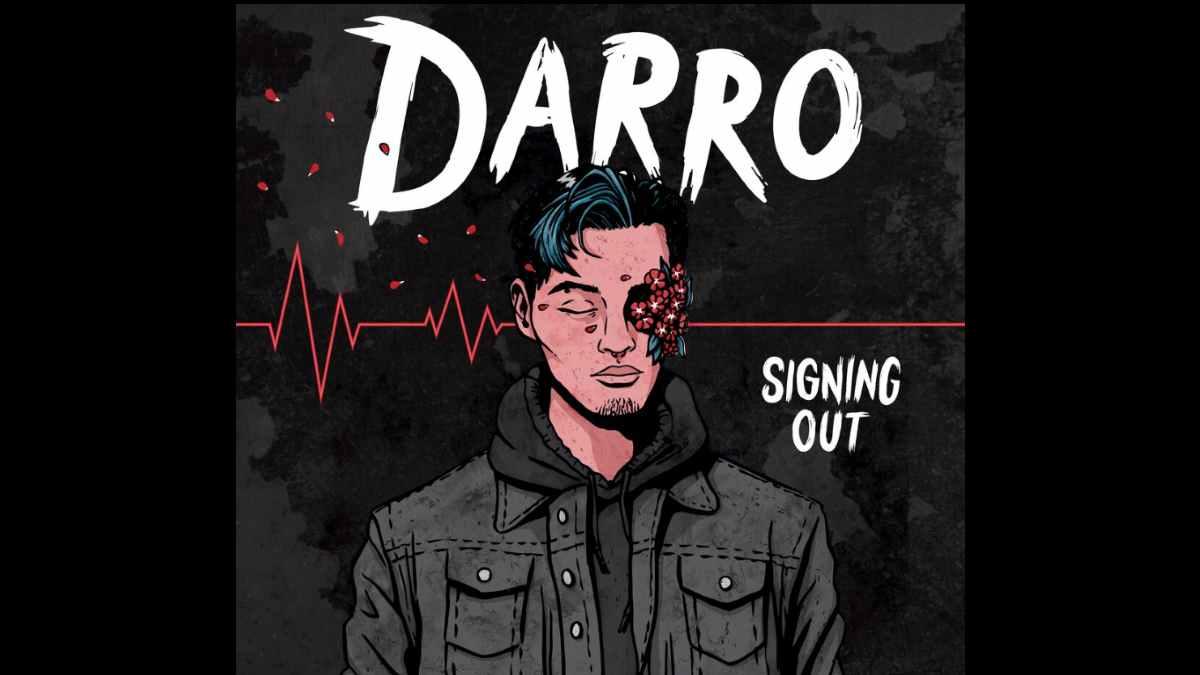 Darro single art