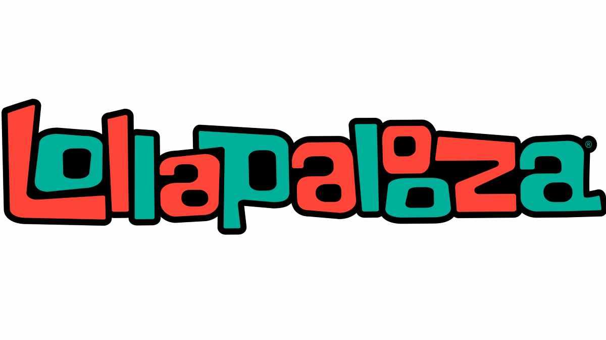 Lollapalooza festival logo courtesy C3 Presents