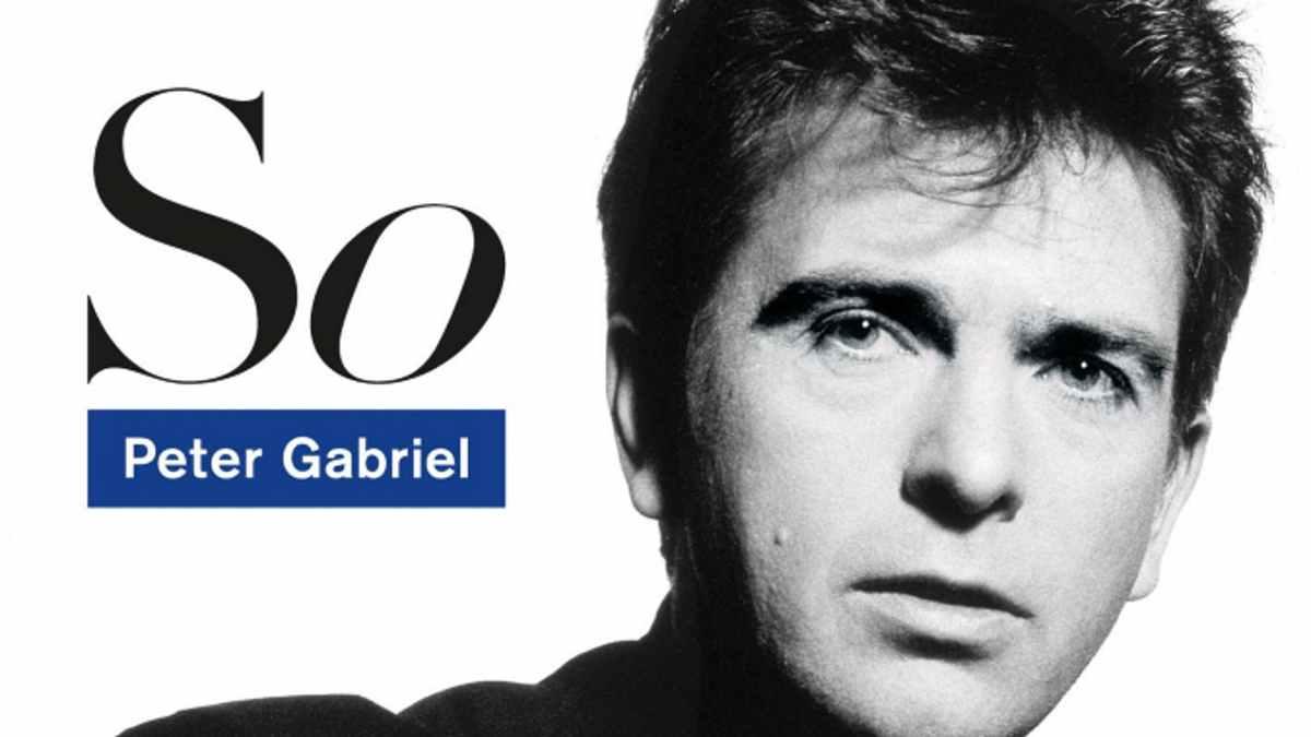 Peter Gabriel cover art