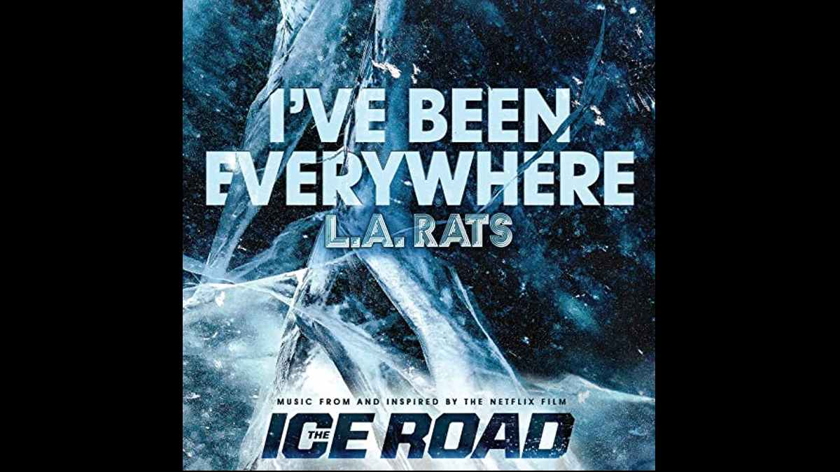 L.A. Rats single art
