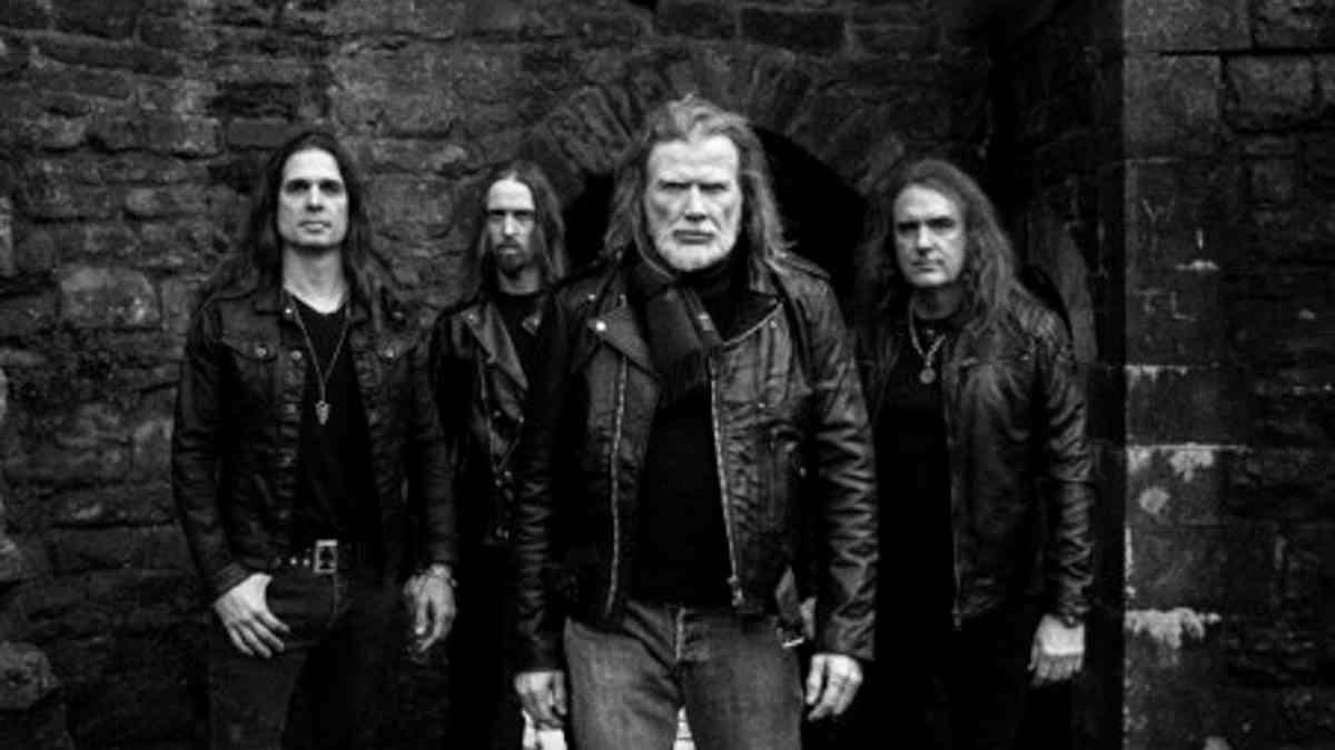 Megadeth promo photo