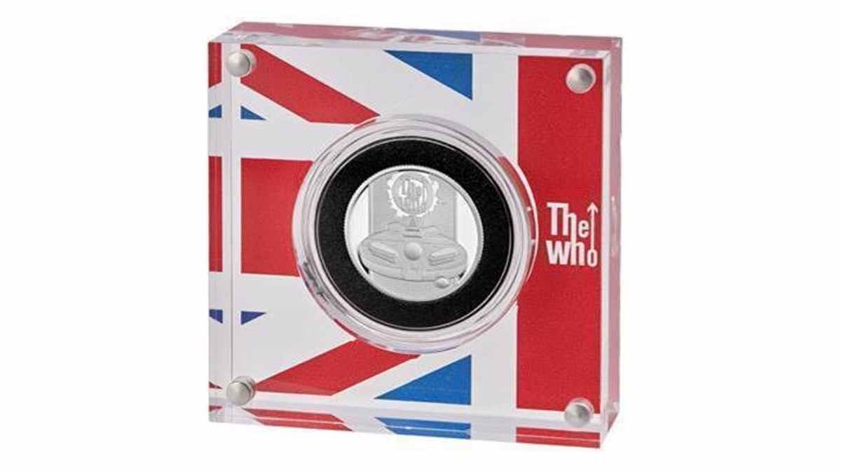 The Who product promo