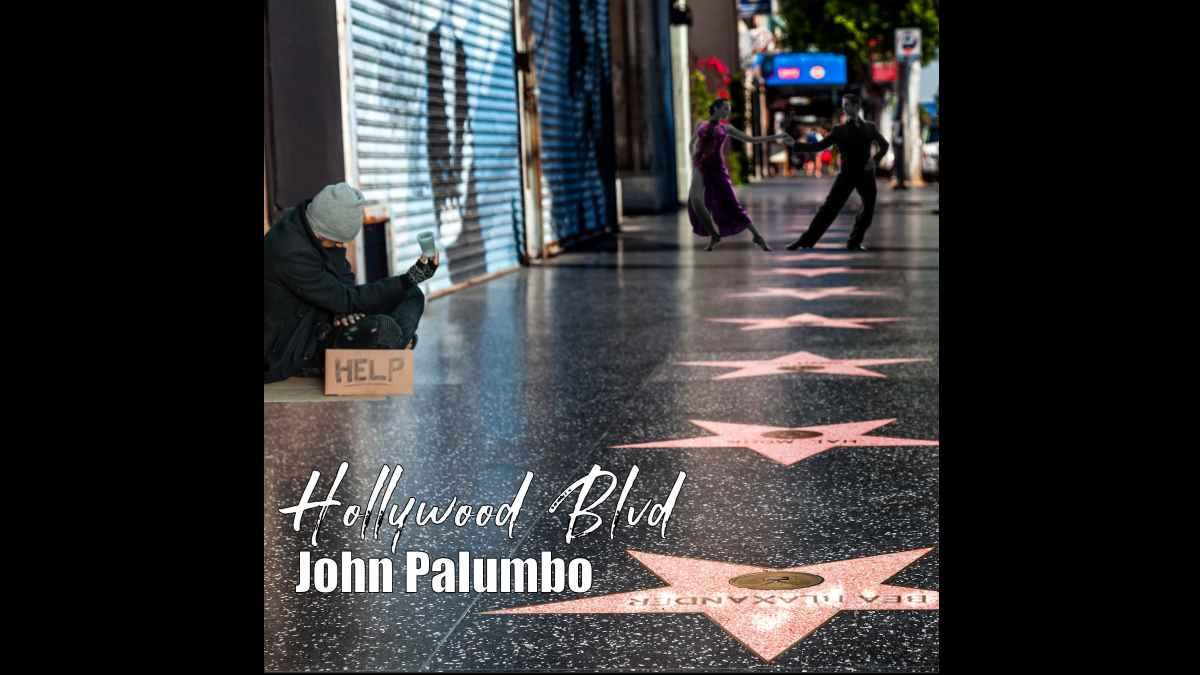 John Palumbo cover art