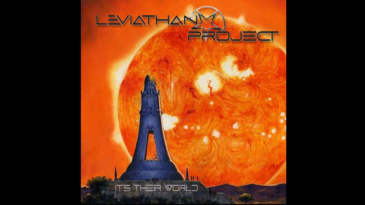 Leviathan Project cover art courtesy Chipster