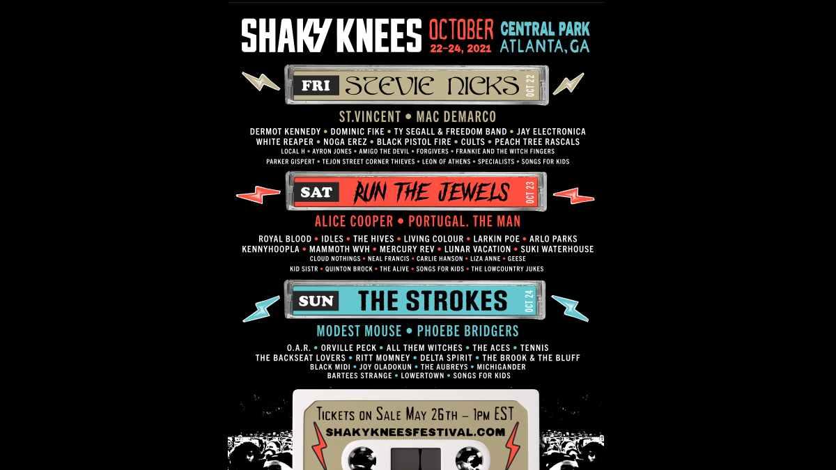 Stevie Nicks event poster