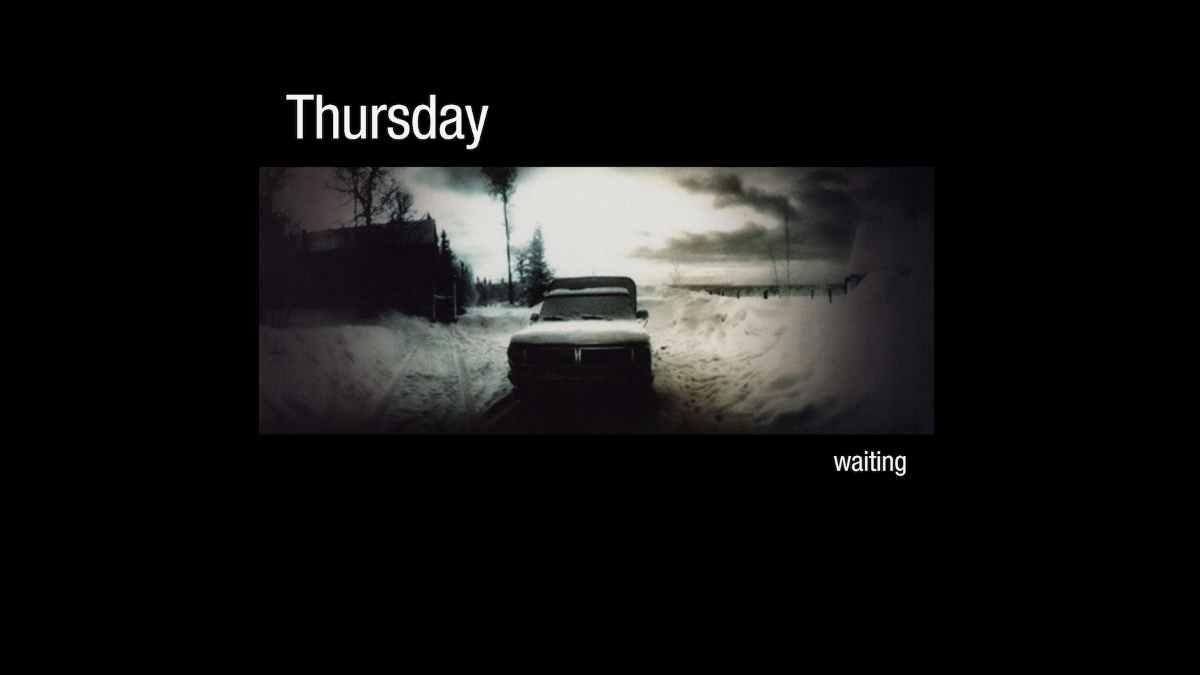 Thursday album art