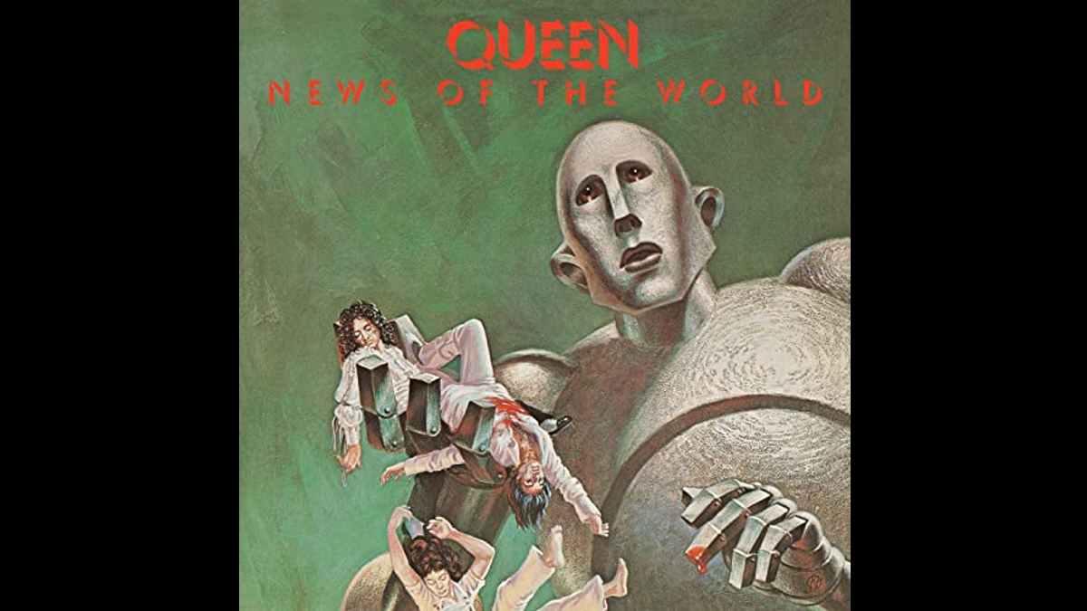Queen album art