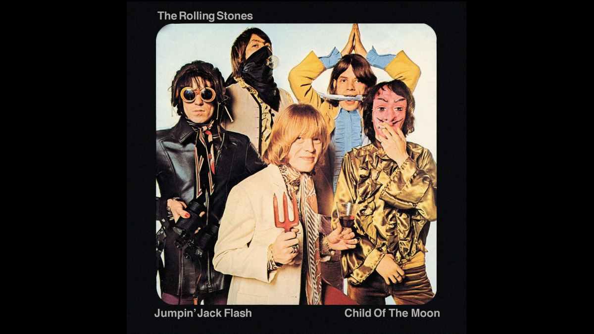 Rolling Stones single art