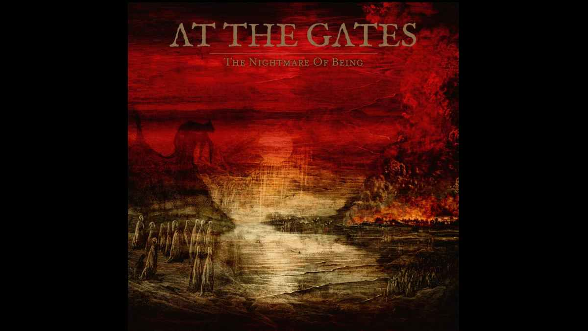 At The Gates cover art