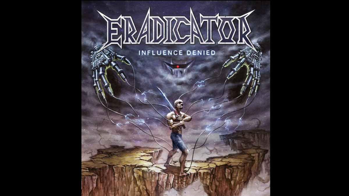 Eradicator album art