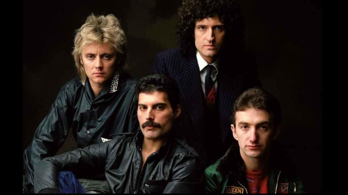 Queen cover art photo