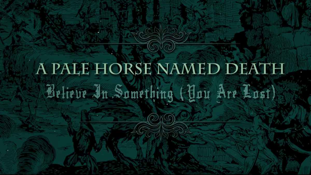 A Pale Horse Named Death video still