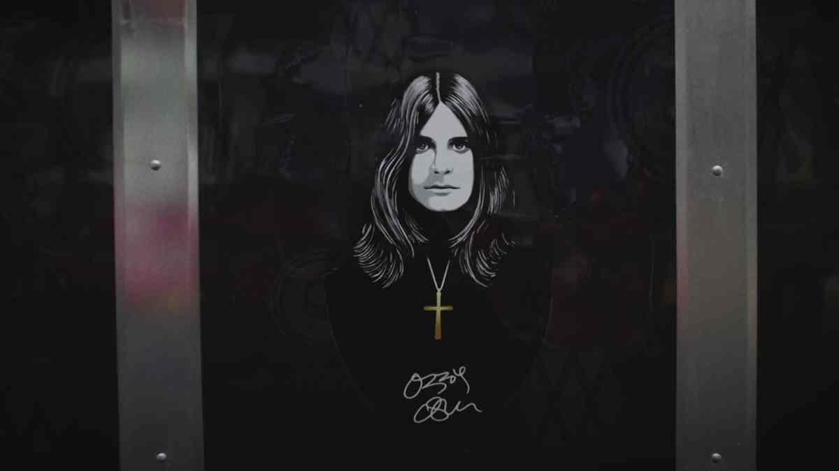 Ozzy Osbourne Photo courtesy Epic Records