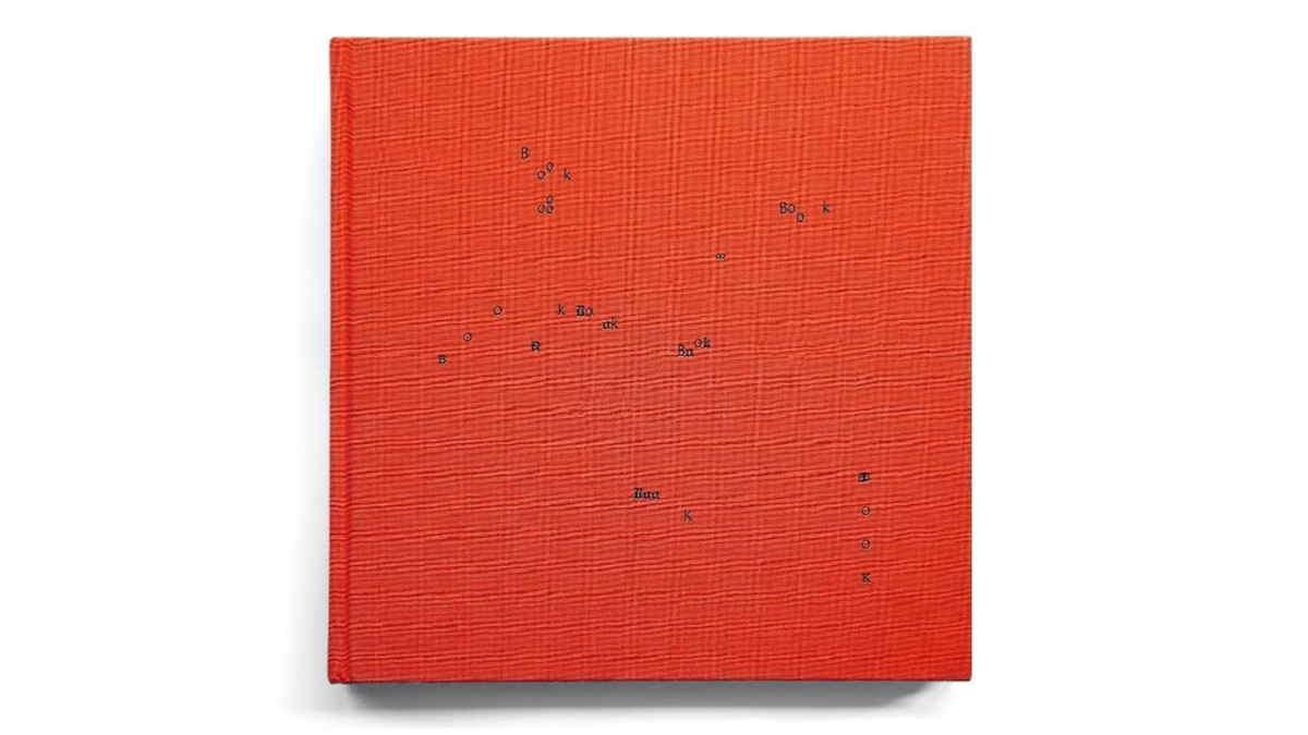 'Book' cover art