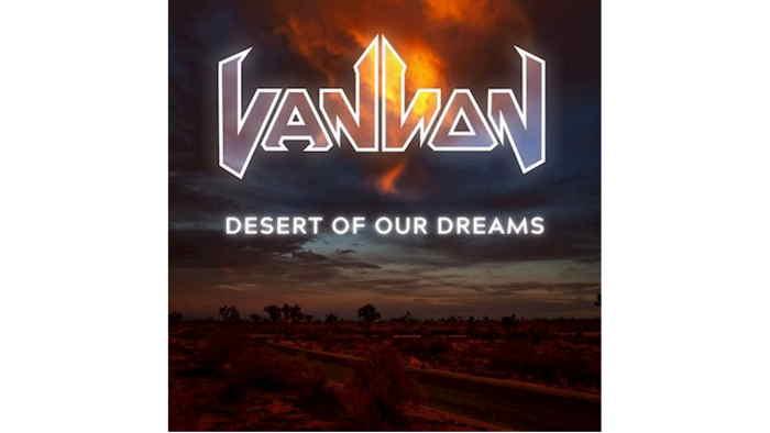 Vannon - Desert of Our Dreams
