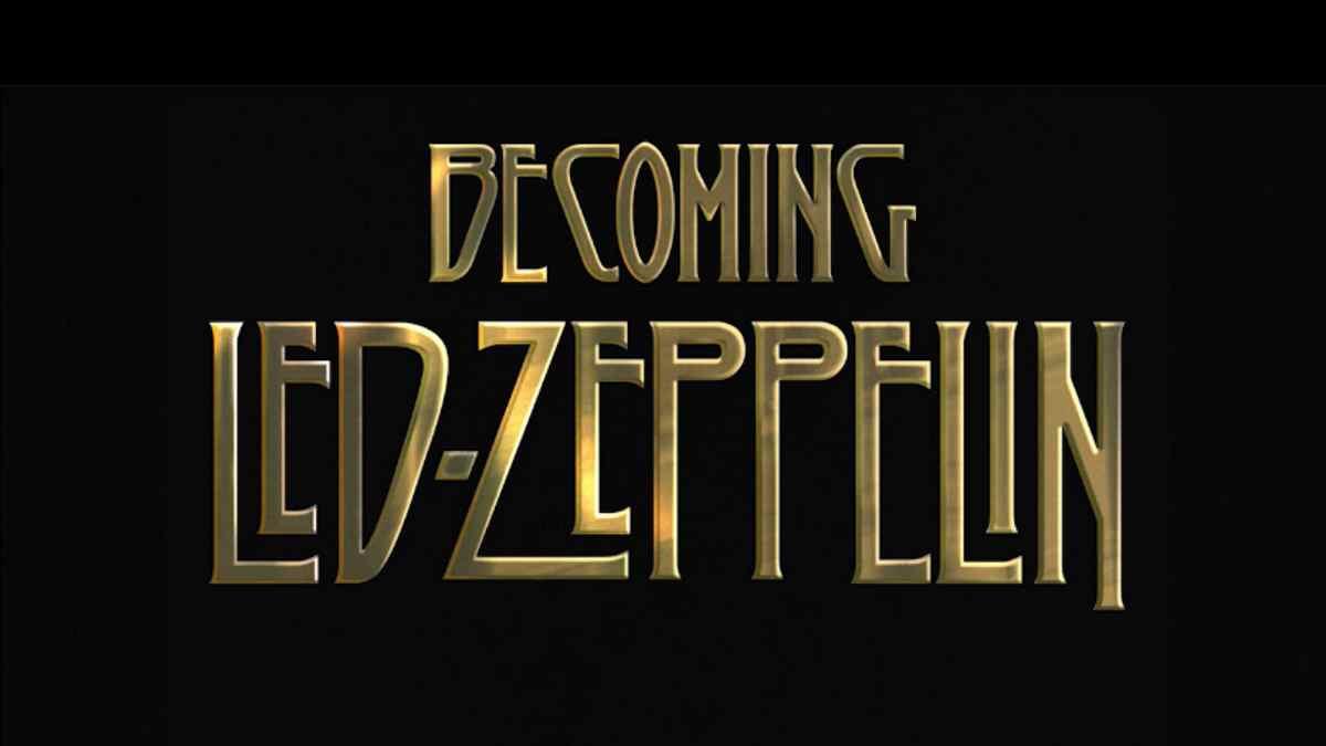 Led Zeppelin Becoming Led Zeppelin artwork