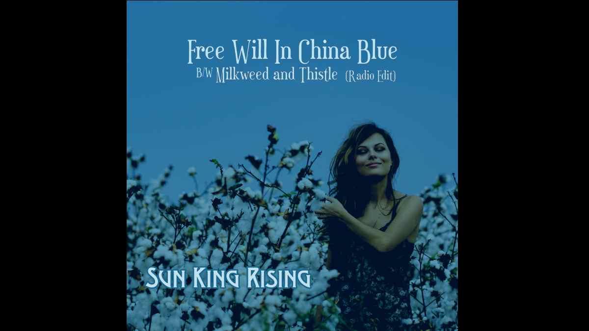 Sun King Rising Single art