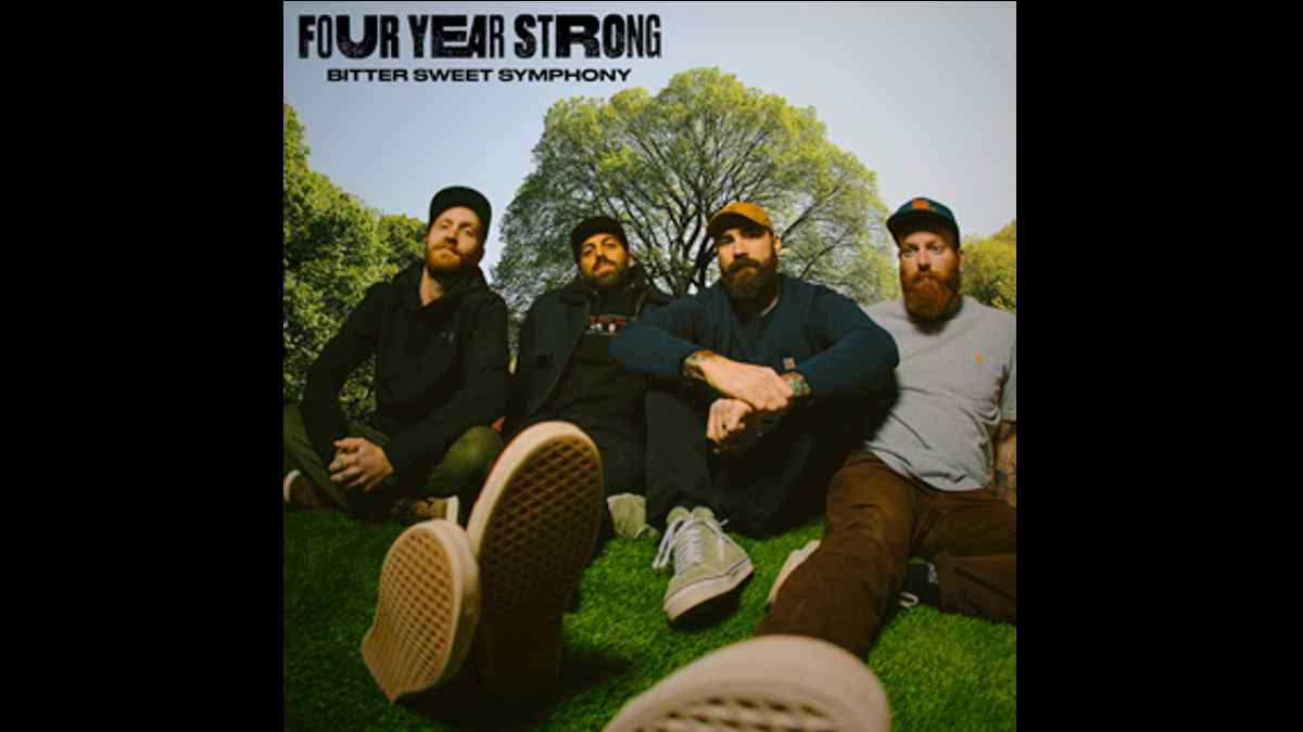 Four Year Strong Single art