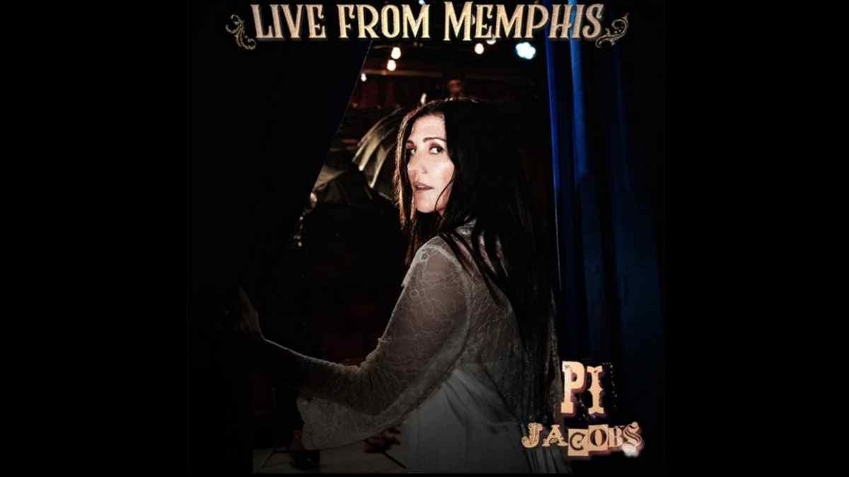 Pi Jacobs Album cover art