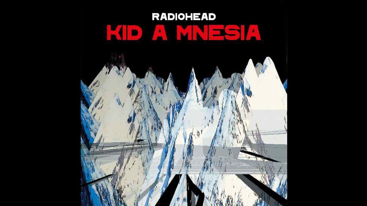 Radiohead Cover art courtesy NLM