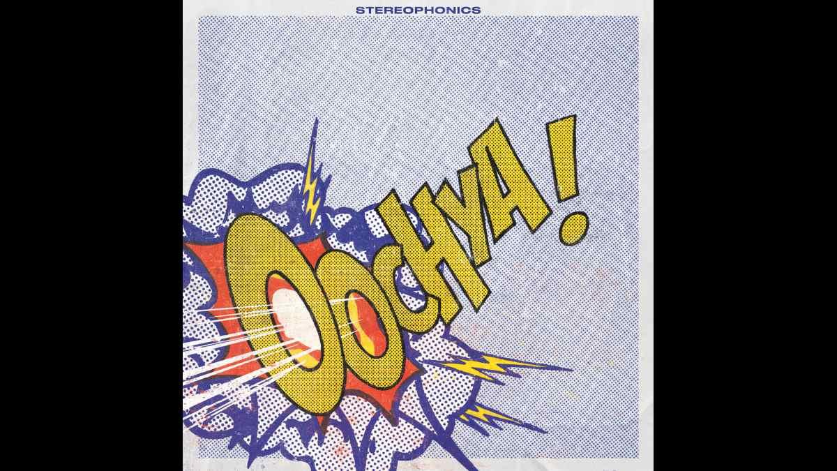 Stereophonics Album cover art