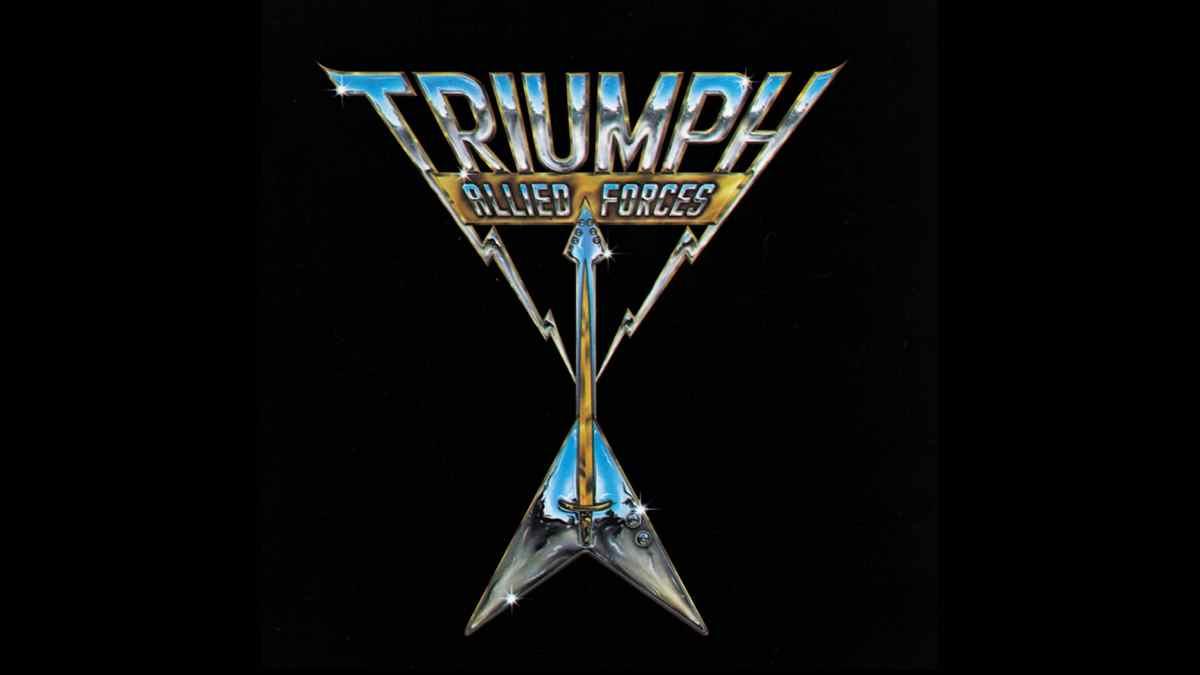 Triumph Album cover art