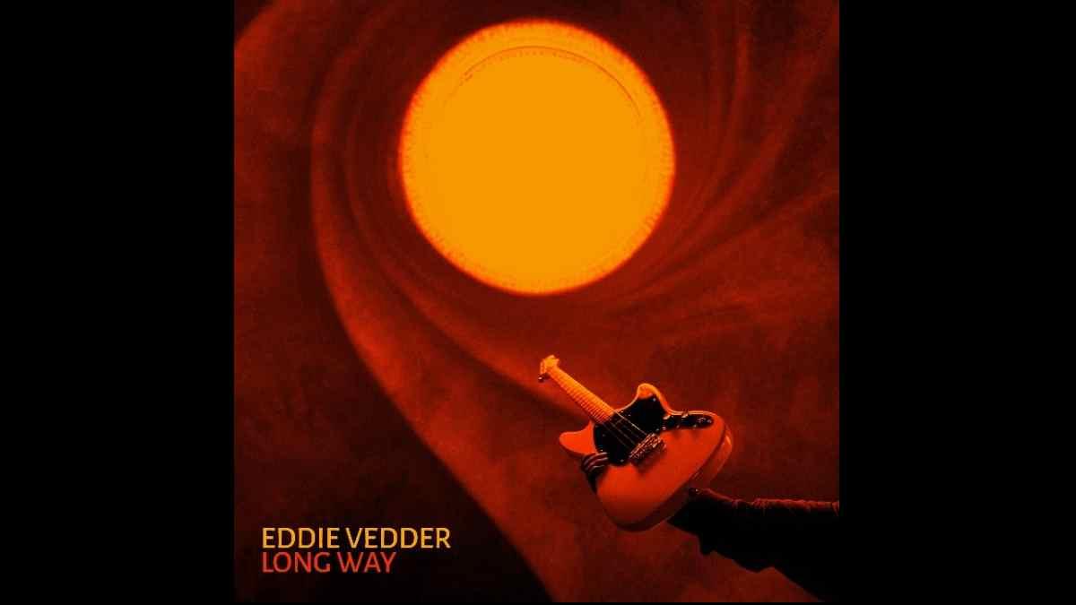 Eddie Vedder Single art