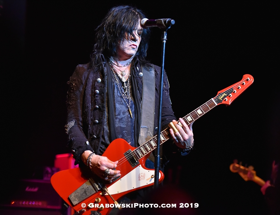 L.A. Guns and Tom Keifer 11-2-19