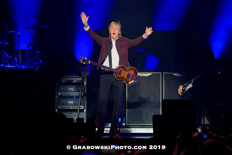 Paul McCartney Live 2019