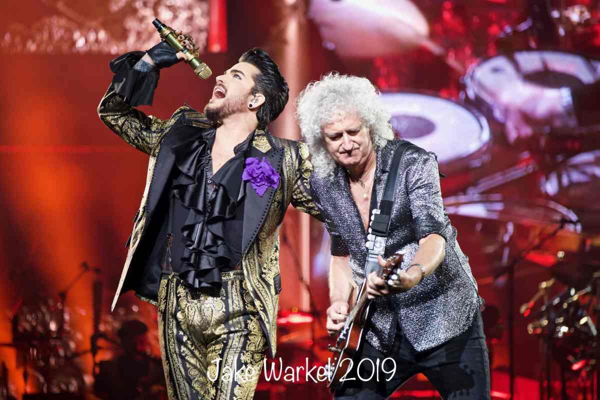 antiMusic.com: Queen + Adam Lambert Pure Majesty Live In Chicago