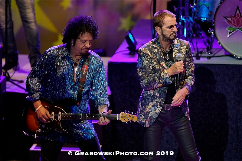 Ringo Starr and His All Starr Band Live 2019